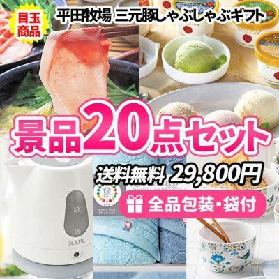 sa0636 年代別景品 楽々食品20点セット